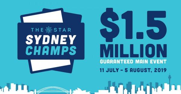 Sydney Champs 2019 - Star Poker