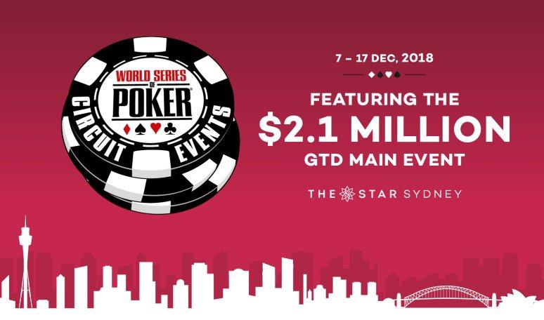 Wsop 2018 Star Poker