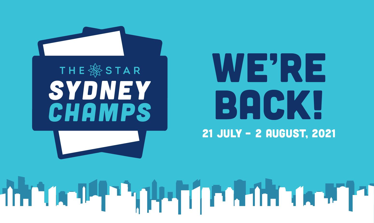Sydney Champs 2021