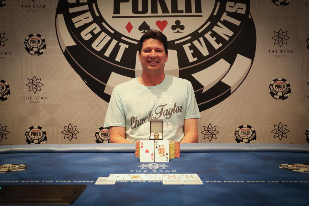 Masters Winner Craig blight
