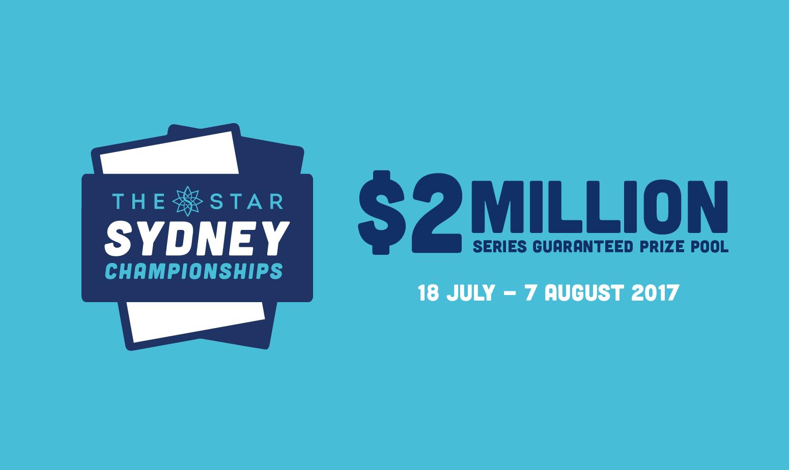 Sydney Championships Poker